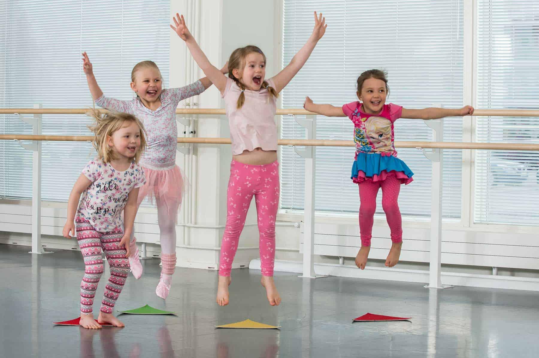 Lasten tanssi | Nurmijärven tanssiopisto