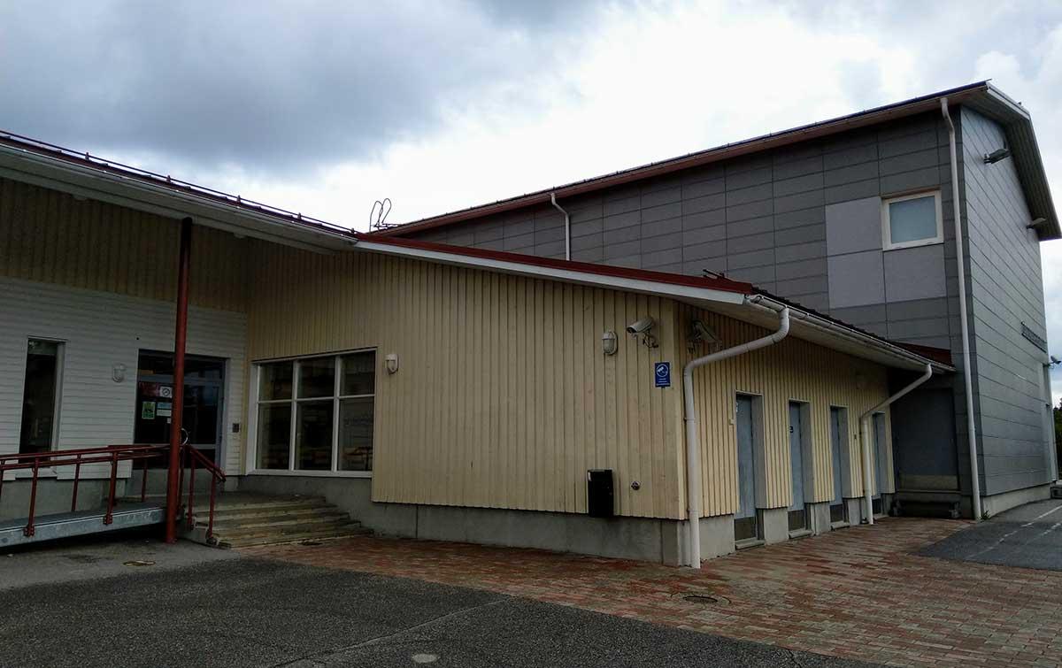 Länsikaaren koulu